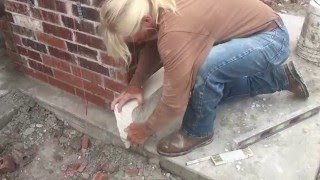 Gambar cover The Basics of Building an Outside Masonry Fireplace (Part 2)