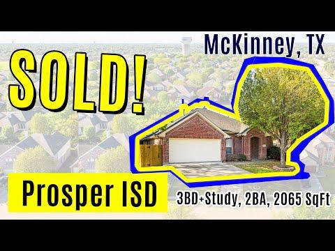 Home For Sale In McKinney, TX With Prosper ISD  | Oleg Sedletsky Realtor