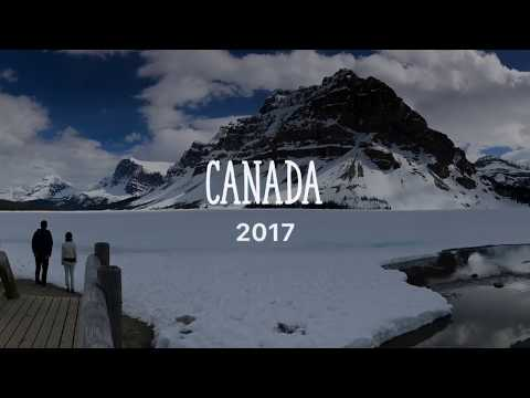 TOP 20 places to visit in Canada –Scenic Drive – Vancouver to Vermillion Lakes