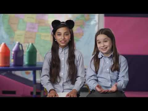 The Kids of Bais Yaakov Ateres Miriam School Talk Charidy