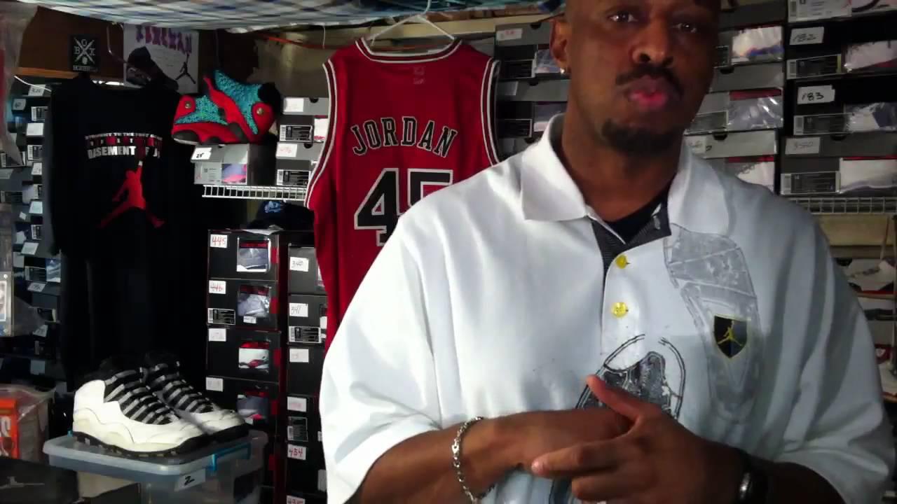 1994 OG AIR JORDAN X w Toe Cap - YouTube 0353907e184c