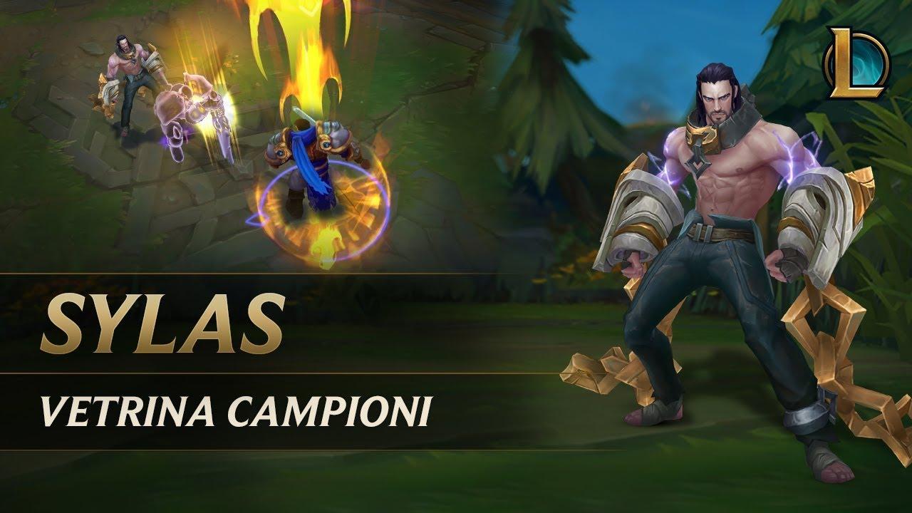 Download Vetrina campioni: Sylas | Gameplay - League of Legends