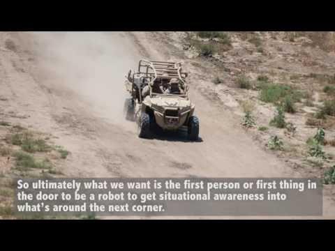 Marines test new futuristic equipment, capabilities