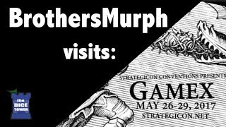Gamex Vlog - with Brothers Murph