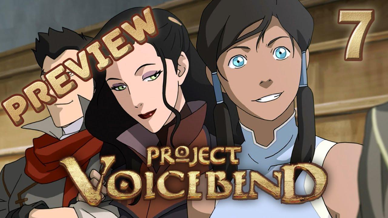 Download LEGEND OF KORRA ABRIDGED - Ep 7 (Preview) - Project Voicebend