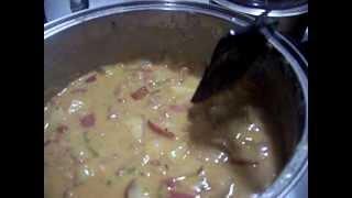 New England Style Clam Shrimp Chowder 2/7 Chef John The Ghetto Gourmet