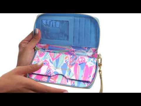 Lilly Pulitzer Tiki Palm iPhone 6 Case  SKU:8768372