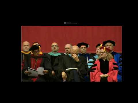 186th Commencement of the Graduates of California University of Pennsylvania May 2018