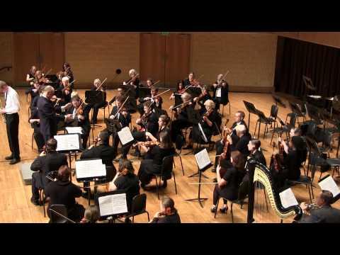 "IPFW Orchestra: Villia Lobos, ""Fanatasia for Soprano Saxophone"""