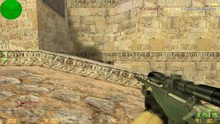 Navi markeloff owned f0rest in ESWC 2010 de_dust2.avi