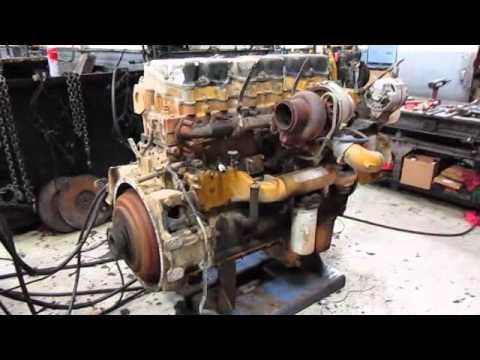 C15       Cat    6NZ    Engine     YouTube