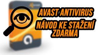 Avast Free Antivirus Zdarma - NÁVOD JAK STÁHNOUT