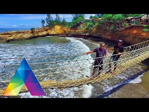 MY TRIP MY ADVENTURE - Serunya Rikas Dan Marshall Mengeksplor Indahnya Bengkulu (27/02/16) Part 1/5