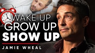 WAKE UP, GROW UP, SHOW UP - WHAT IS OUR PURPOSE IN LIFE | Jamie Wheal On London Real