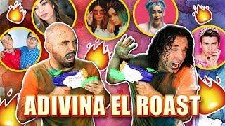 ADIVINA EL ROAST YOURSELF CHALLENGE - Calle y Poche - Sofia Castro - Divaza