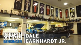 Tour of Dale Earnhardt Jr.'s property