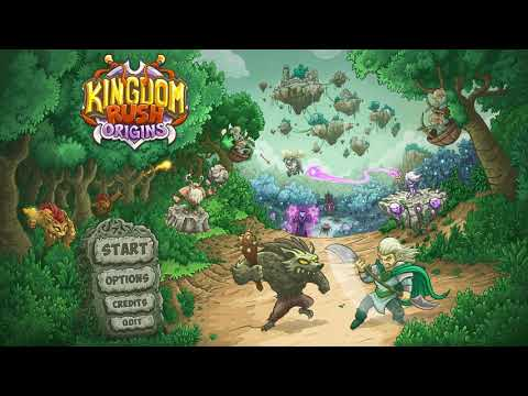 Kingdom Rush Origins gameplay 1 |