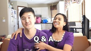 Q & A with Justin and Sarah