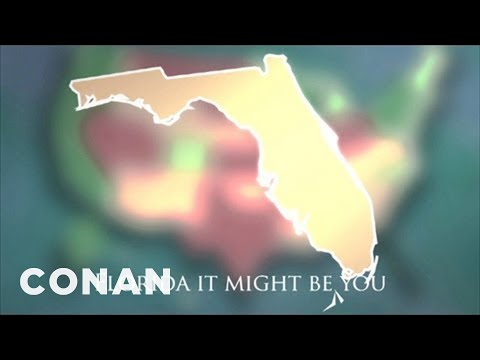 It's Up to You, Florida is listed (or ranked) 13 on the list The Very Best Viral Conan Clips of 2012