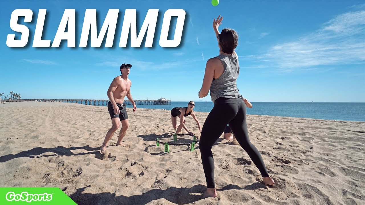 Slammo By Gosports Rules Overview 2018