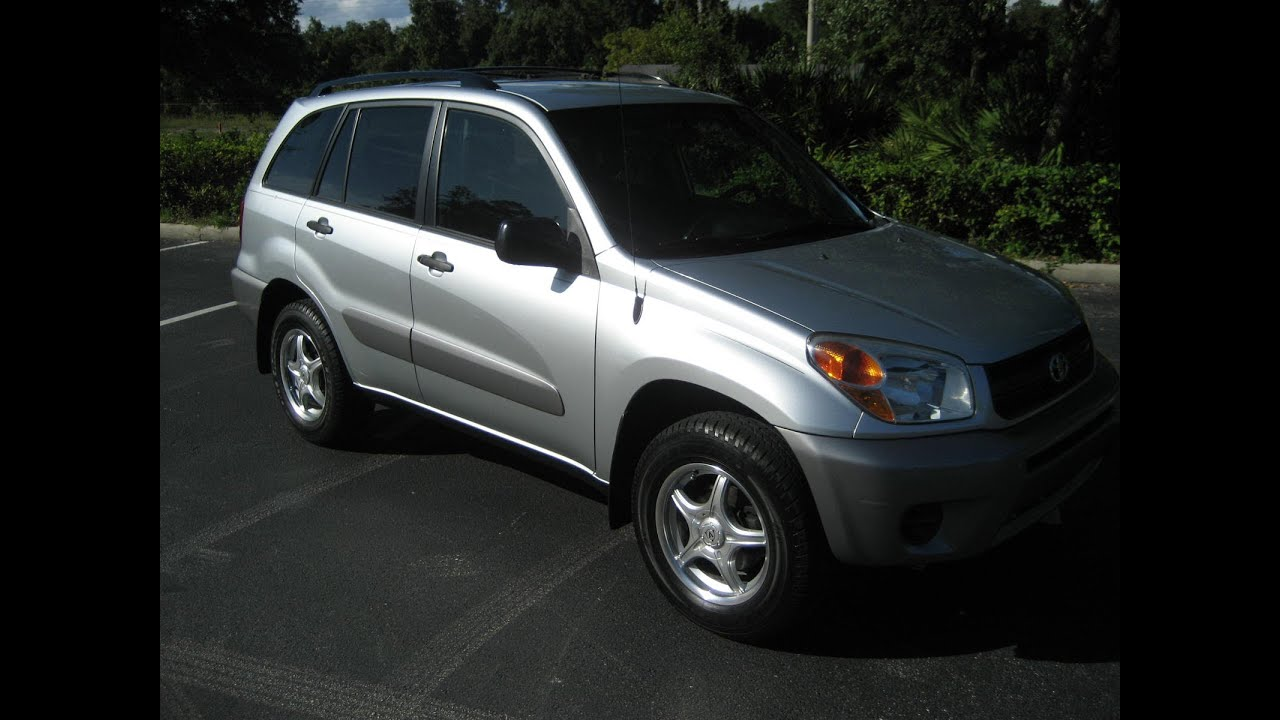 2005 toyota rav 4 4wd 5speed 59k mi 1 owner sold youtube