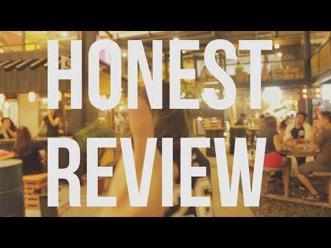 BOXED UP / DAVAO / HONEST REVIEW / VLOG 001