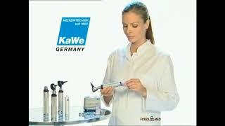 Отоскопы KaWe ( Германия )
