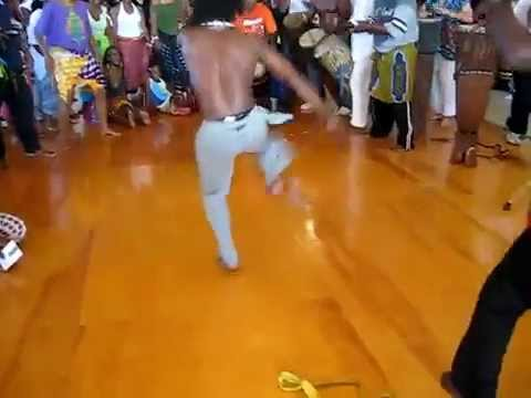 Congolese Dance and Drum Workshop