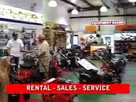 Triad Equipment In Wake Forest. Rental - Sales - Service