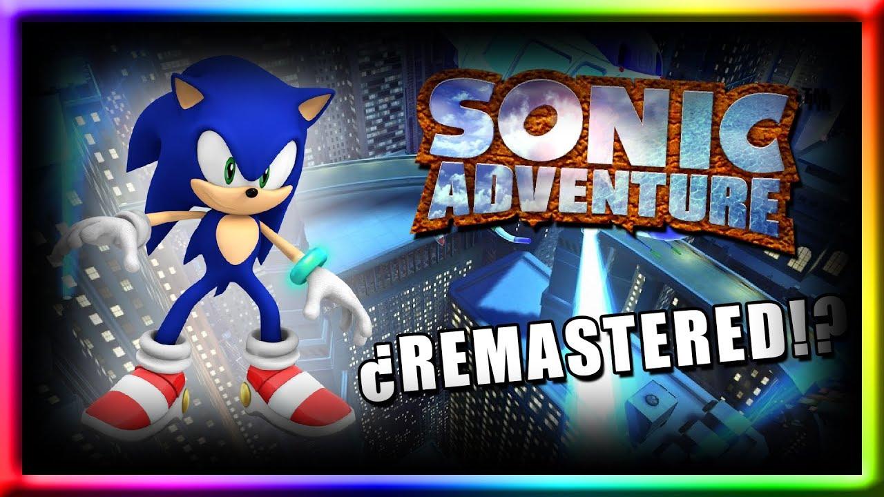 ¿Sonic Adventure Remaster en 2019? - Mi opinión