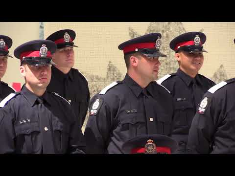 Edmonton Police Service Celebrates Its 125 Years Of Serving The City