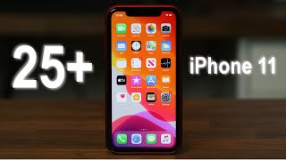 25+ Tips and Tricks for your iPhone 11