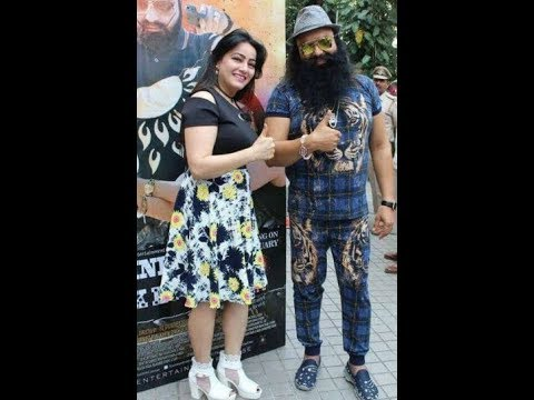 BABA RAM RAHIM|| HONEYPREET VIDEO || CARS