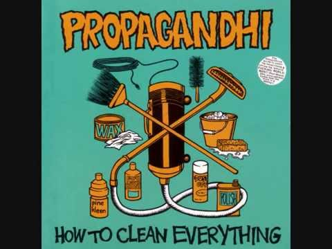 Propagandhi - Anti-Manifesto (Lyrics)