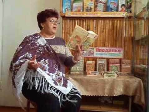 Изображение предпросмотра прочтения – ТатьянаПолякова читает произведение «Посланец Степана Разина в Астрахани» (Русский фольклор )