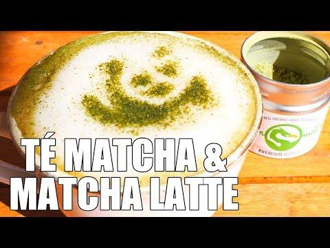 Que es el té matcha? I Cómo preparar matcha latte?