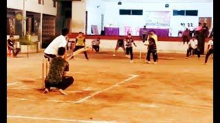 Omkar Malad Vs George Kalyan - Arunodaya Chashak 2018 (Bhandup)