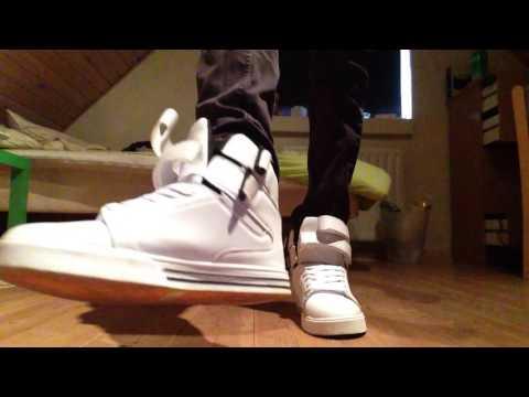 Supra TK Society White On Feet