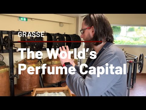 🔴 Grasse: History Of Perfumery For Fragrances Lovers