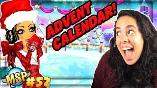 Getting Ready For Christmas On MSP!!! Movie Star Monday Episode #53