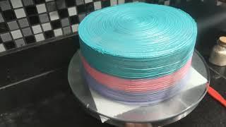 Decoração bolo lol