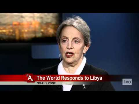 Janice Stein: The World Responds to Libya