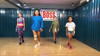 Street Jazz Private Class by Pleng