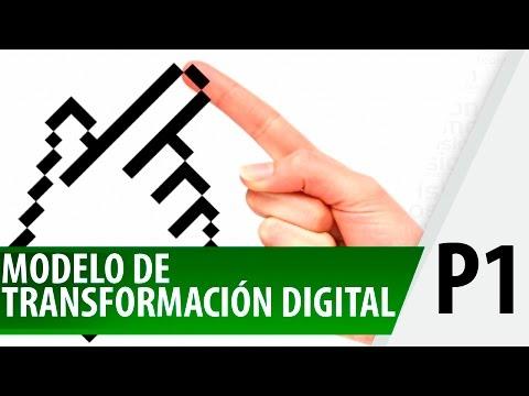 Modelo de transformación digital Parte 1 - Innovación