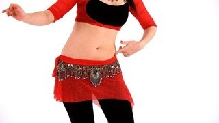 How to Do Hip Slides & Horizontal Moves | Belly Dance