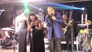 Ruth Kotto en duo aux 35 ans de carrière de Ben Decca à Nanterre 24 Novembre 2018