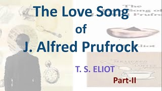 NTA NET Love Song of Alfred J Prufrock, a critical analysis Part II