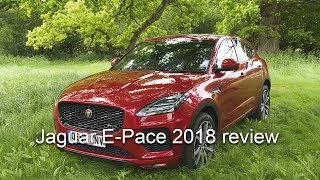 Jaguar E-PACE 2018 road test and review