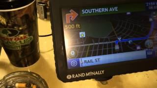 Rand McNally Intelliroute TND 720 Tutorial/Review
