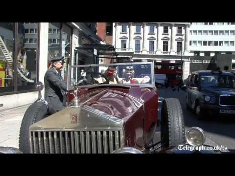 French lingerie and vintage cars